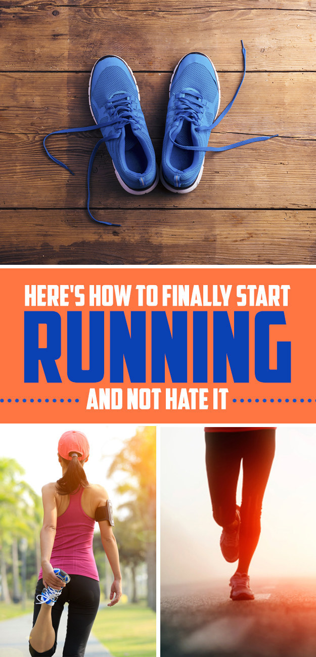 Here's why you need to start running right now