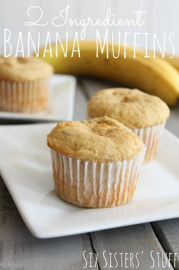 recipe: buzzfeed tasty banana muffins [17]
