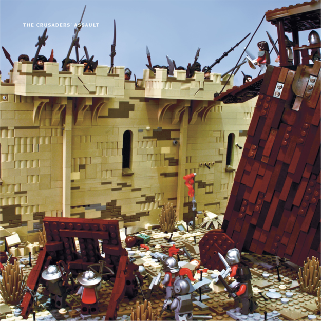 This is what medieval europe 39 s most epic moments looked like for Siege lego france