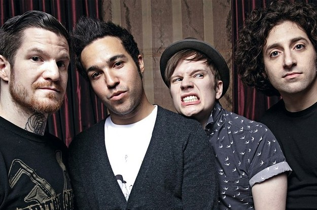 19 things only fall out boy fans understand sciox Choice Image