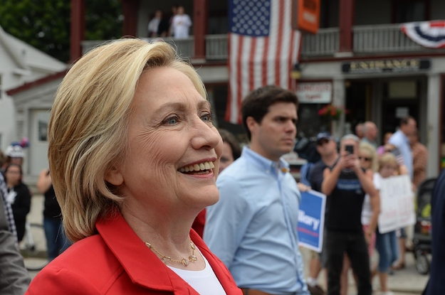 Why Hillary Clinton Doesn't Sweat