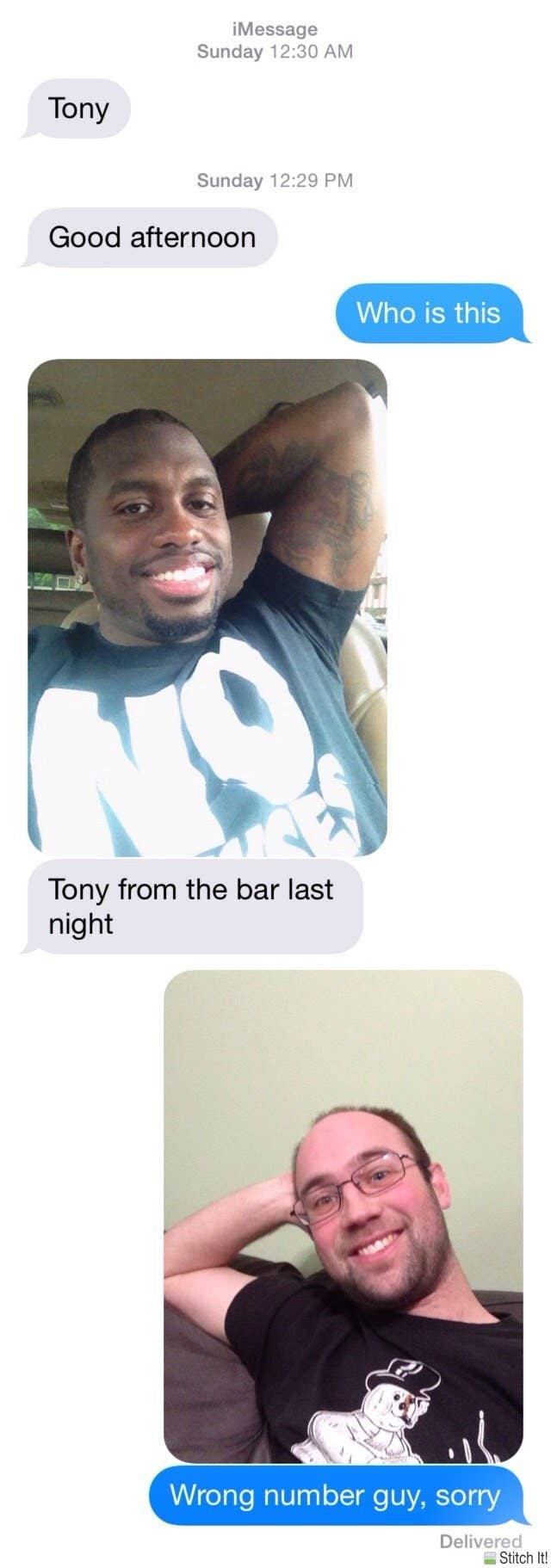 22 Perfect Responses To Wrong Number Texts