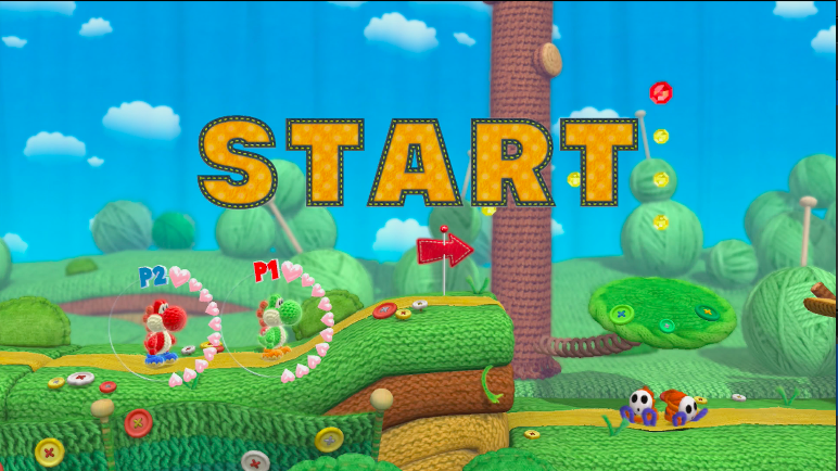"We Demoed ""Yoshi's Woolly World"" And It Was Adorably Ridiculous"
