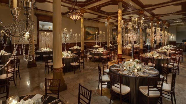 Delightfully Spooky Wedding Venues In Every U S State