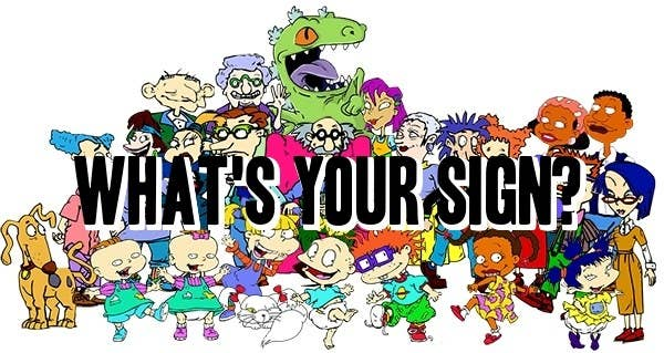 Which Rugrats Character Are You Based On Your Zodiac