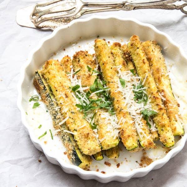 A healthy, delicious alternative. Recipe here.