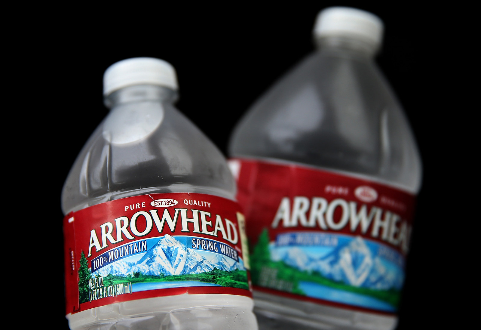 Nestlé Is Illegally Bottling Water Amid California's Drought, Lawsuit Says
