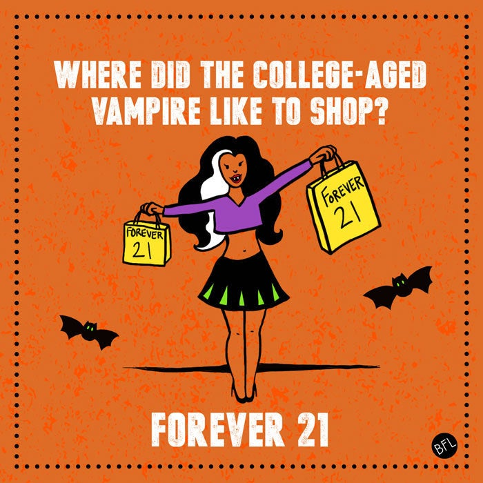 This Joke About Vampires
