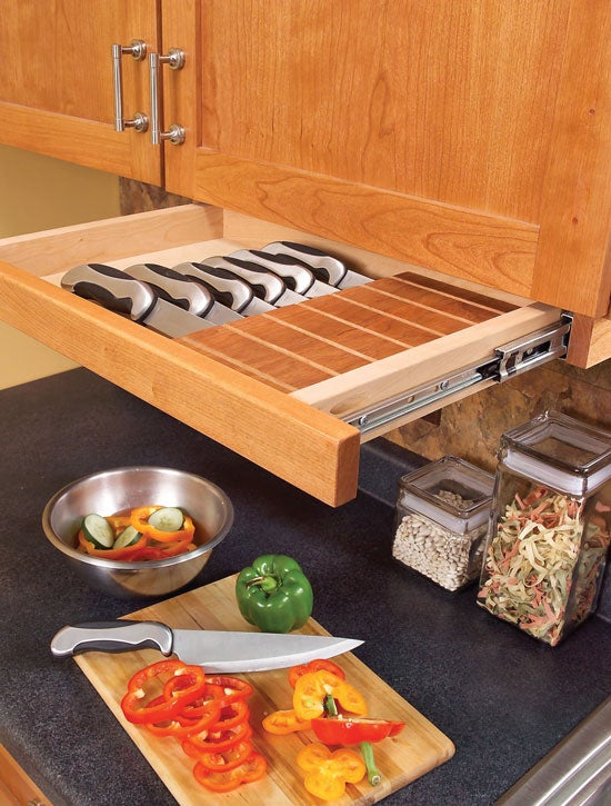 Learn how to get one of these save-savings drawers here.