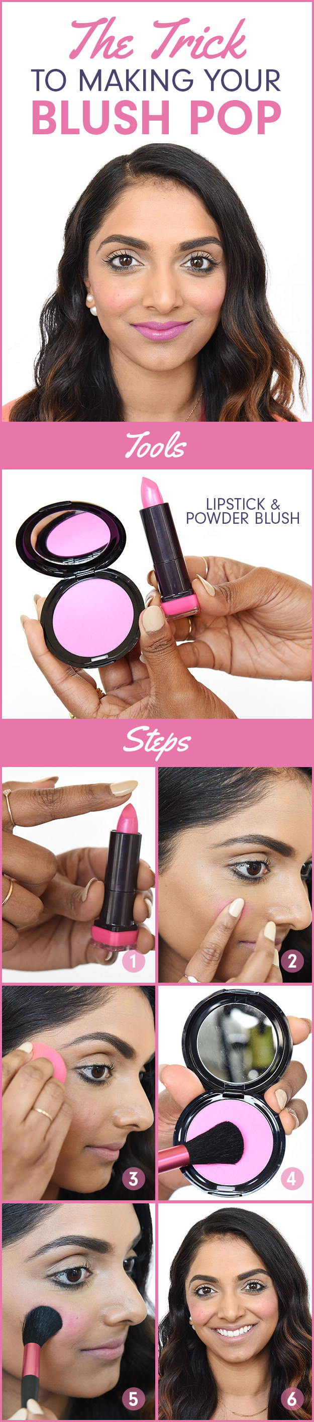 12 Ingenious Makeup Tips That Are Especially Useful For South Asian