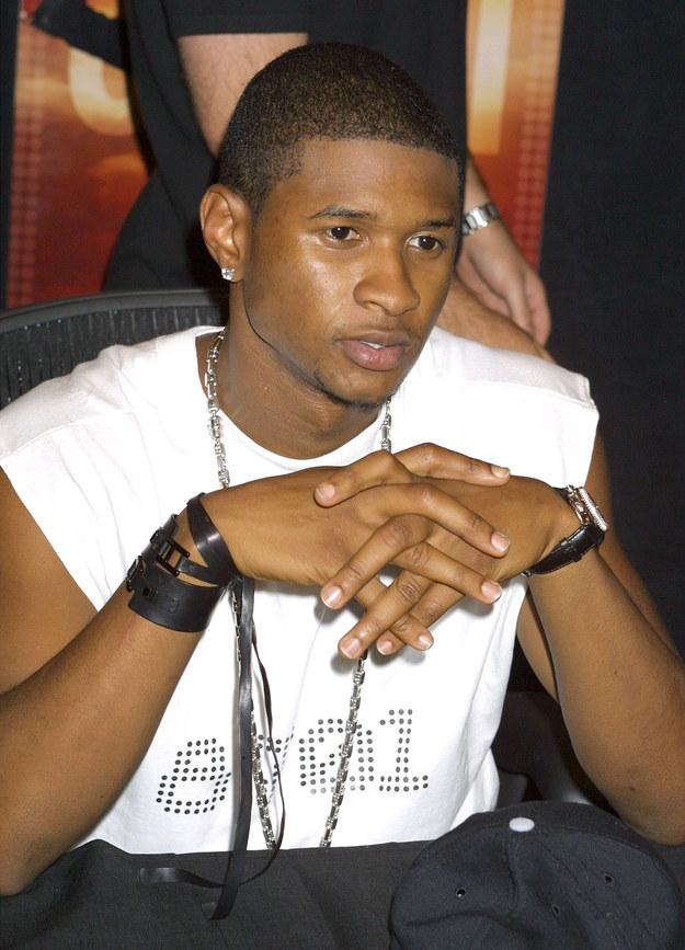 Usher 2003 26 stars de Hip-Hop et...