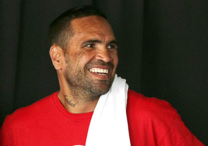 Mundine is a sporting legend in two different fields. He first dominated rugby league as the highest paid player in 1998, before switching to middleweight boxing. As a professional boxer, he has won the IBO Middleweight Championship once and the WBA Super Middleweight Championship twice. The proud Indigenous Australian converted to Islam in 1999, and has since been a spokesperson for the Australian Muslim community.