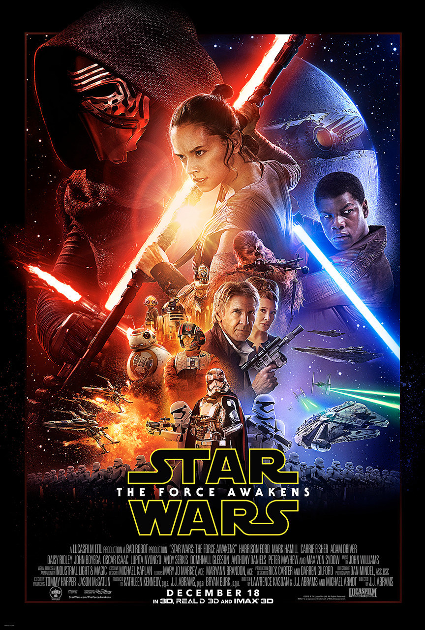 """The """"Star Wars: The Force Awakens"""" Poster Holds Some Tantalizing Questions"""