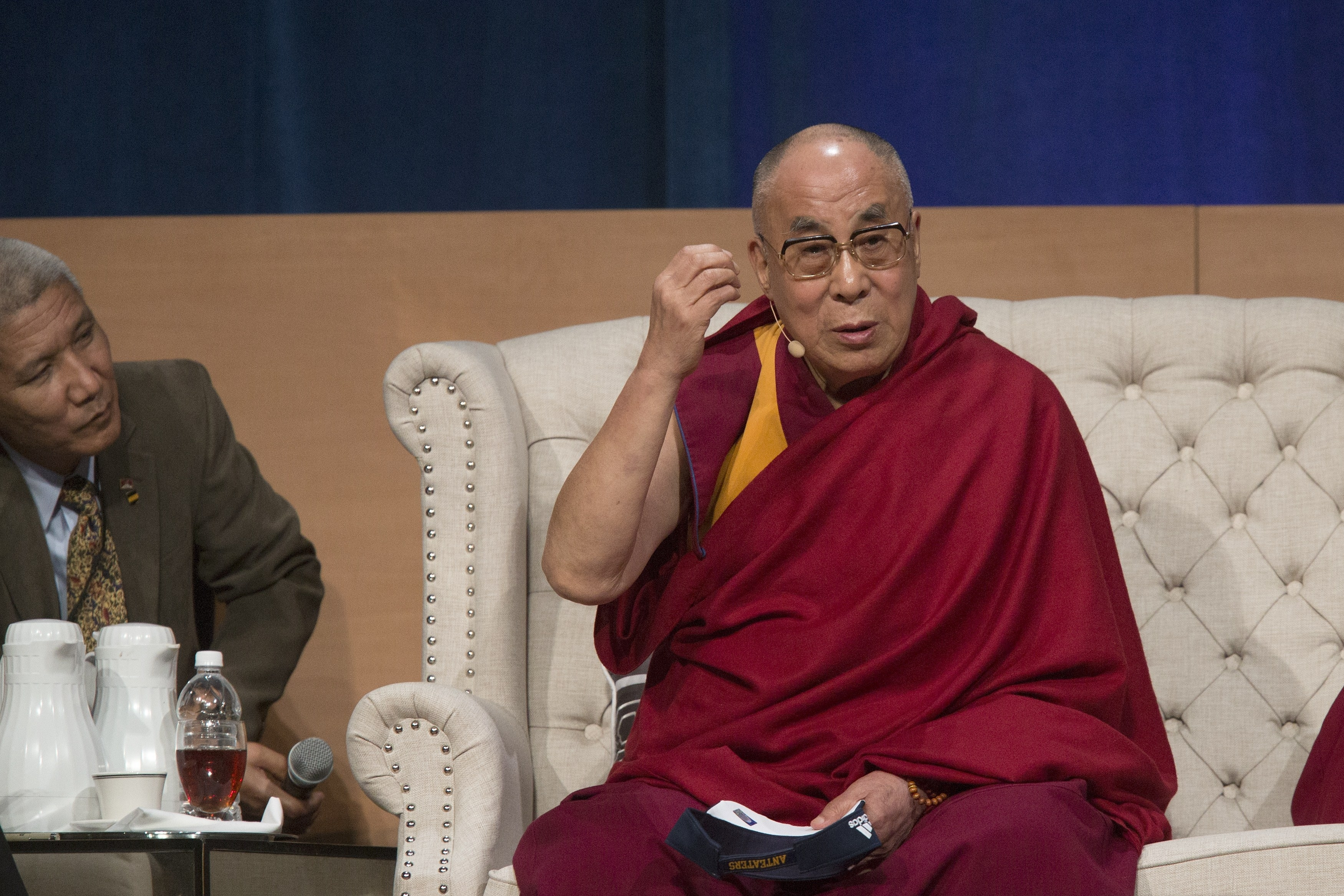 """People Are Very Angry After Vice Published An Article About A Woman """"Dating"""" The Dalai Lama"""