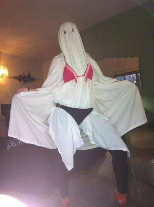 21 Schnelle Einfache Halloween Kostüme