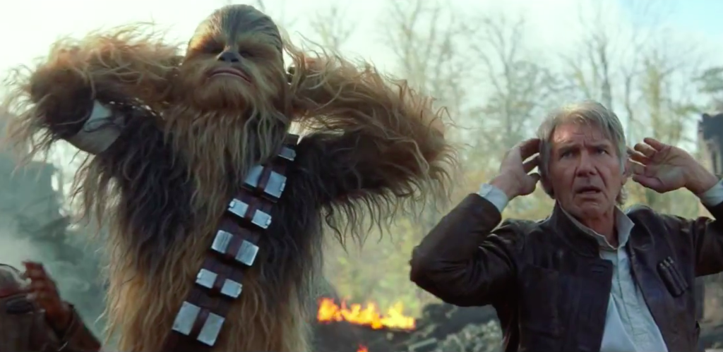 """The New """"Star Wars: The Force Awakens"""" Trailer Is Here To Give You Chills"""