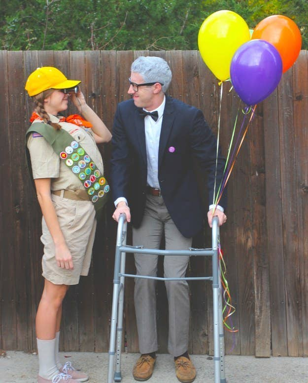 1 carl and russell from up
