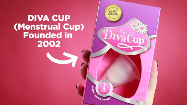 Women Try A Diva Cup For The First Time