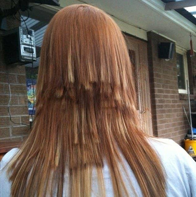 18 Schlimme Frisuren Von Denen Du Albtraume Bekommst