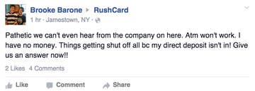 This Baltimore Mom Had To Walk To Work On Rushcard S 9th Day Out