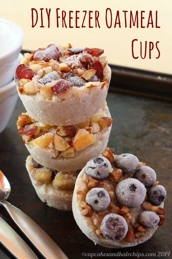 24 Healthy On-The-Go Breakfast Ideas