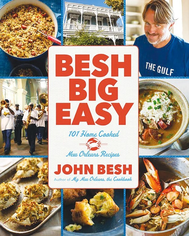 For more authentic Southern recipes you can actually cook at home, check out Besh's new book.