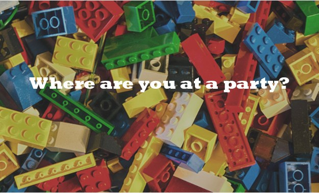 What Lego Piece Are You?