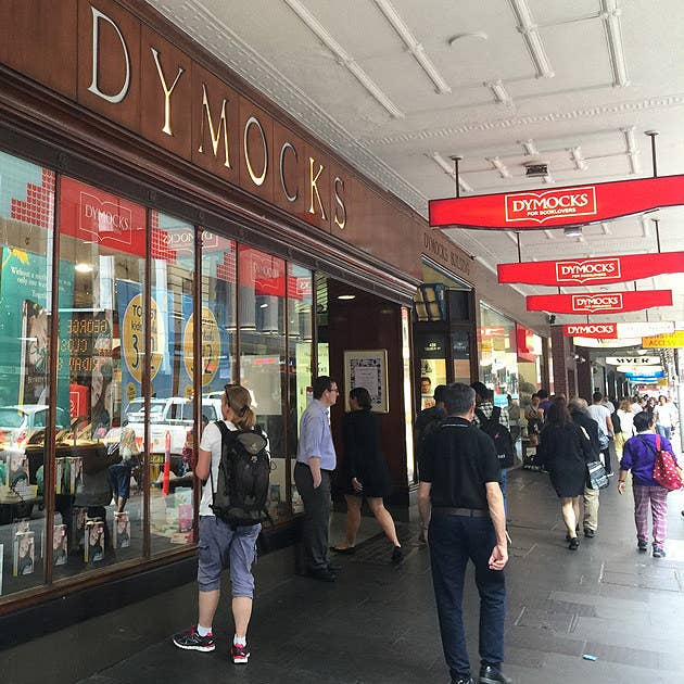 149 Reasons Why Dymocks Is The Best Bookshop On Earth