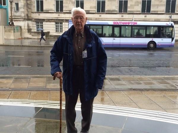 Old man bbc