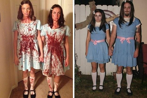 foto de Los 19 mejores disfraces de Halloween inspirados en las gemelitas de The Shining