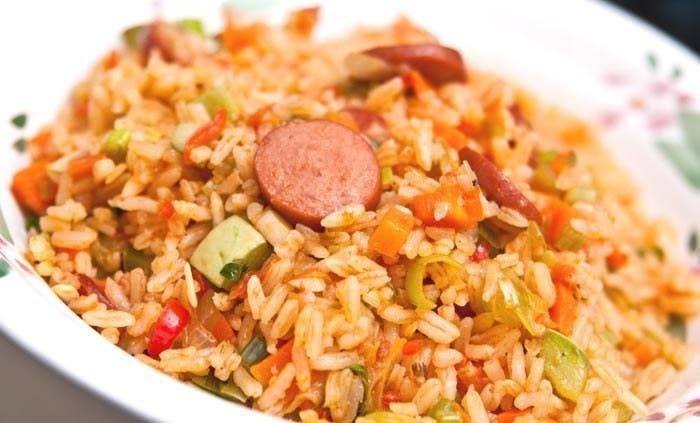 16 Deliciosas recetas con arroz que mejorarán tu vida entera