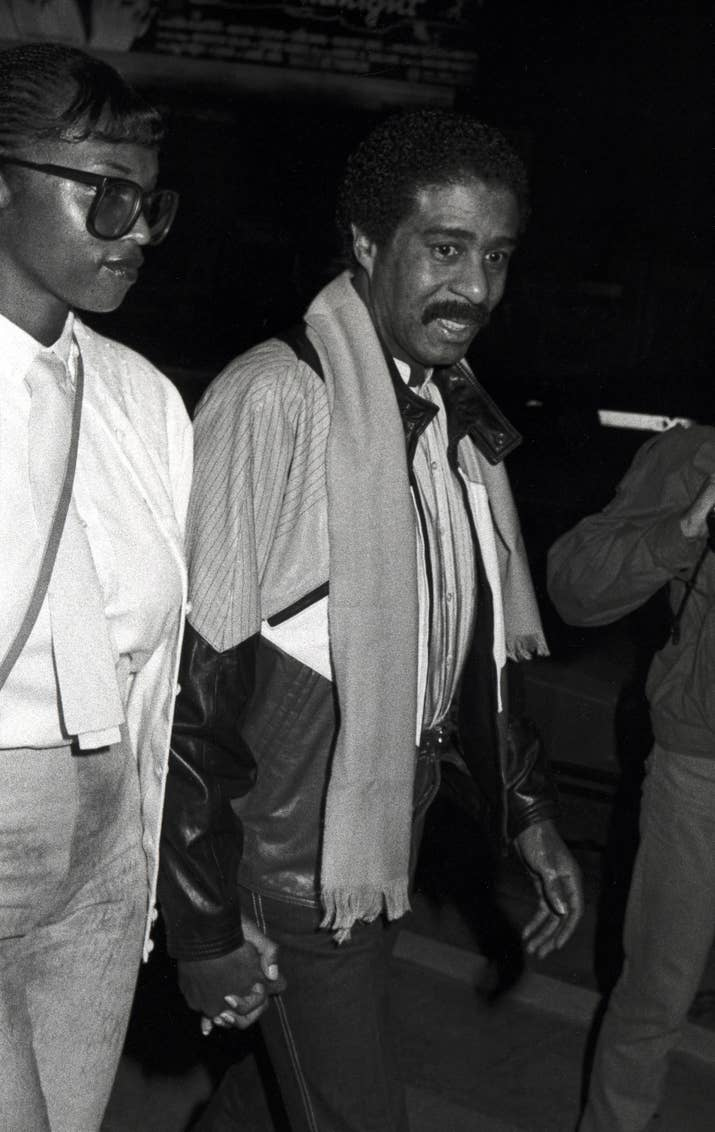 Sam kinison accident scene photos - Richard Pryor At The Comedy Store S 11th Anniversary In 1983