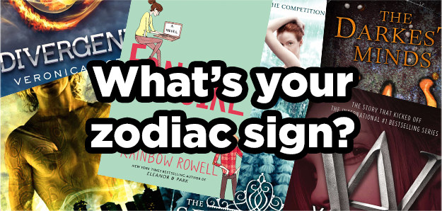 We Know Which YA Novel Is Perfect For You Based On Your Zodiac Sign