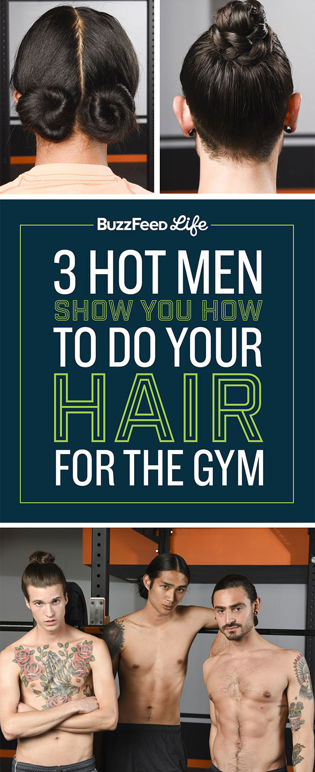 Awe Inspiring 8 Ways To Style Your Hair For The Gym That Are Actually Awesome Short Hairstyles Gunalazisus