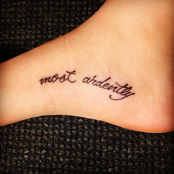 29 Tattoos Inspired By Depression: 30 Gorgeous Tattoos Inspired By Great Books