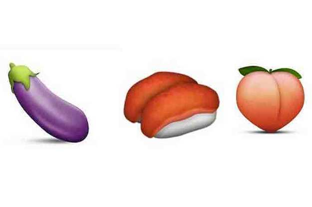 naughty emoji combinations