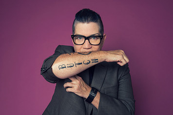 lea delaria height