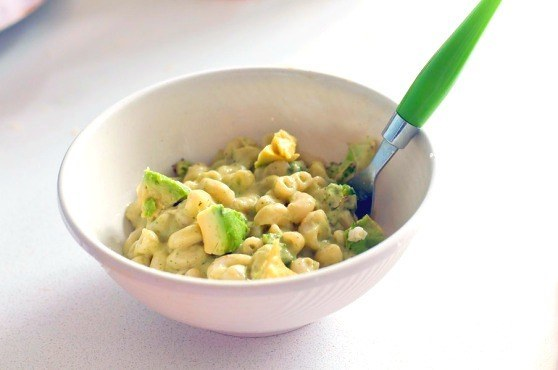 Avocado Mac 'n' Cheese