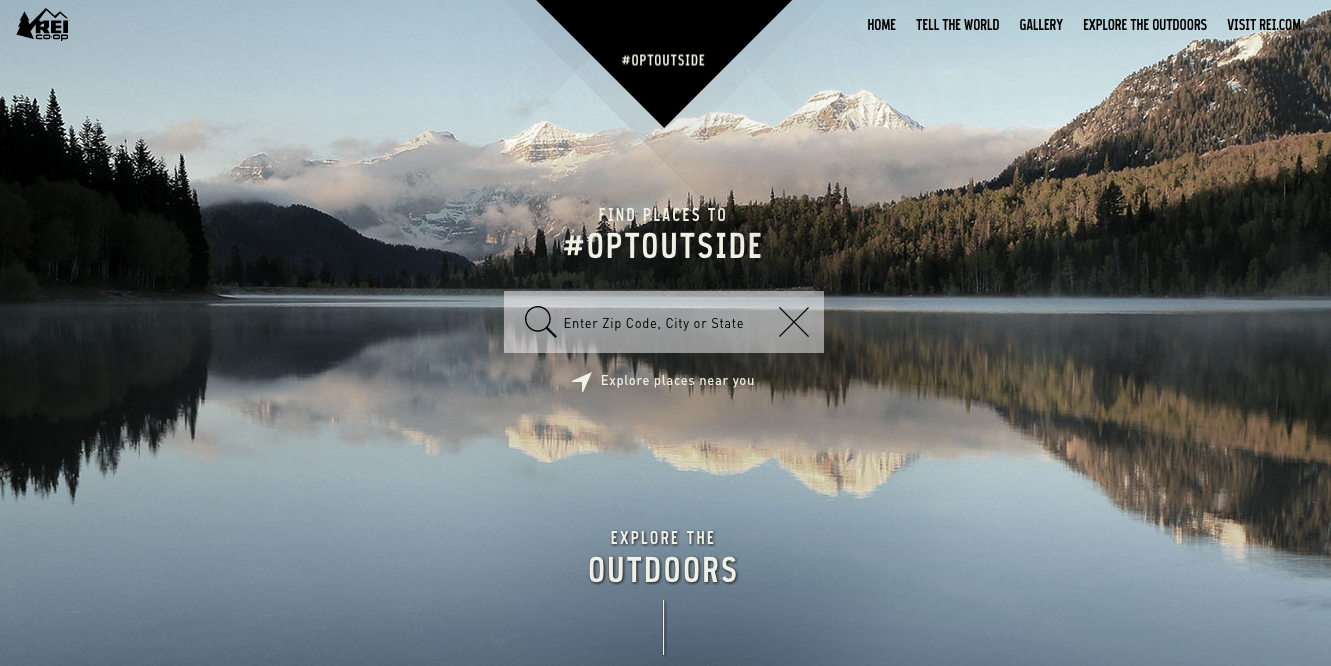 REI Is Closing Its Stores On Black Friday And Paying Employees To Go Outside