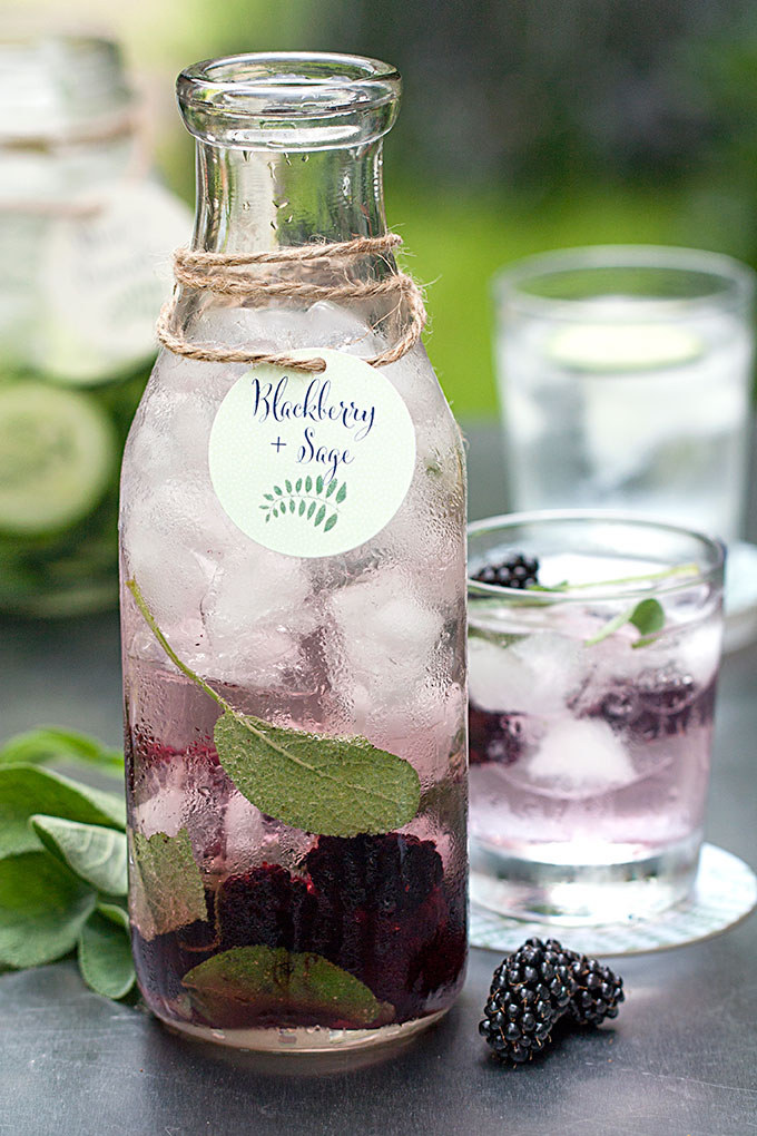 These DIY Fruit Waters Will Make You Feel Amazing