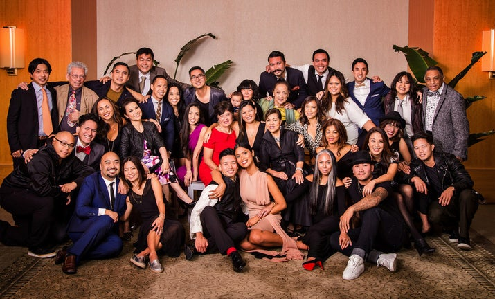 To Celebrate Filipino American History Month  Legendary Fil Ams From All Over The U S Got Together For One Epic Photo