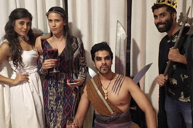 This Actor Had The Best Game Of Thrones Themed Birthday