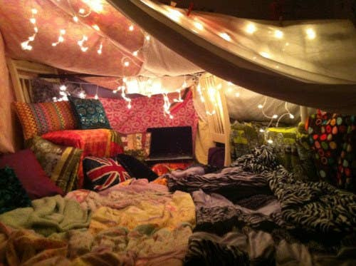 21 Cozy Sanctuaries To Shelter You From Adulthood Backyard Fort Party Ideas Html on backyard tree forts, backyard tiki hut ideas, backyard playground, backyard beach ideas, backyard field ideas, backyard green ideas, backyard wall ideas, backyard pavilion ideas, backyard house ideas, backyard rock ideas, backyard fall ideas, backyard playhouse, backyard pool ideas,