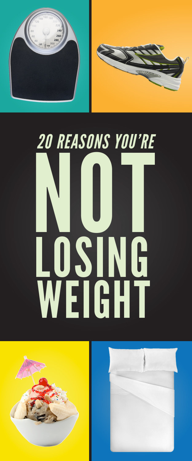 Dieting, why doesn't it work?