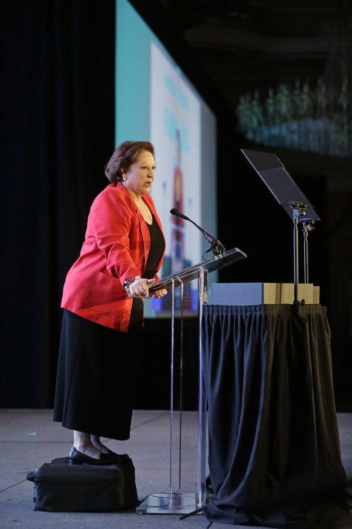 World Congress of Families Executive Director Janice Crouse.