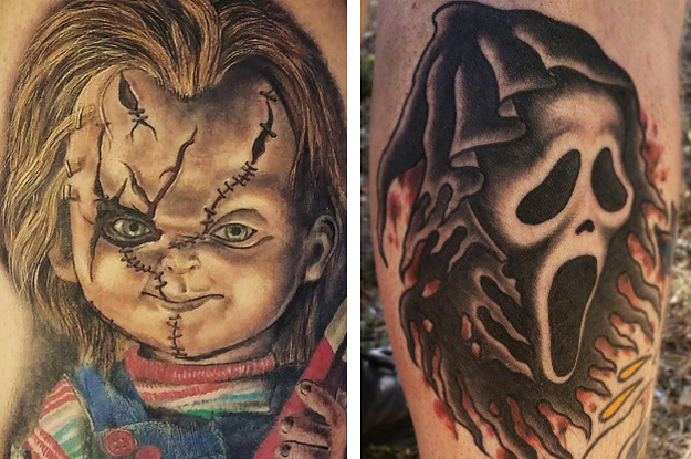 Tattoo Horror