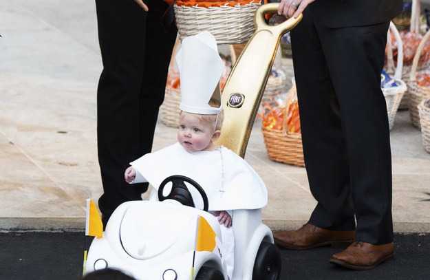 President Obama Couldn Handle Adorable Pope