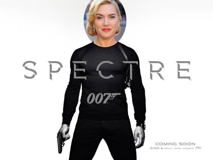 Starring Kate Winslet.