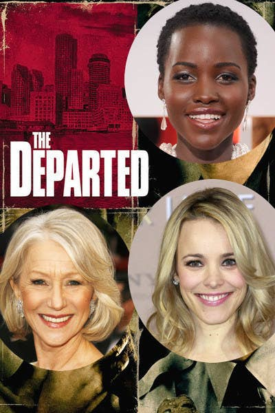 Starring Helen Mirren, Rachel McAdams and Lupita Nyong'o.