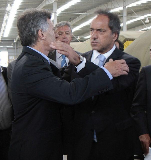 El 22 de noviembre se definirá la presidencia entre Mauricio Macri (Cambiemos) y Daniel Scioli (FPV).